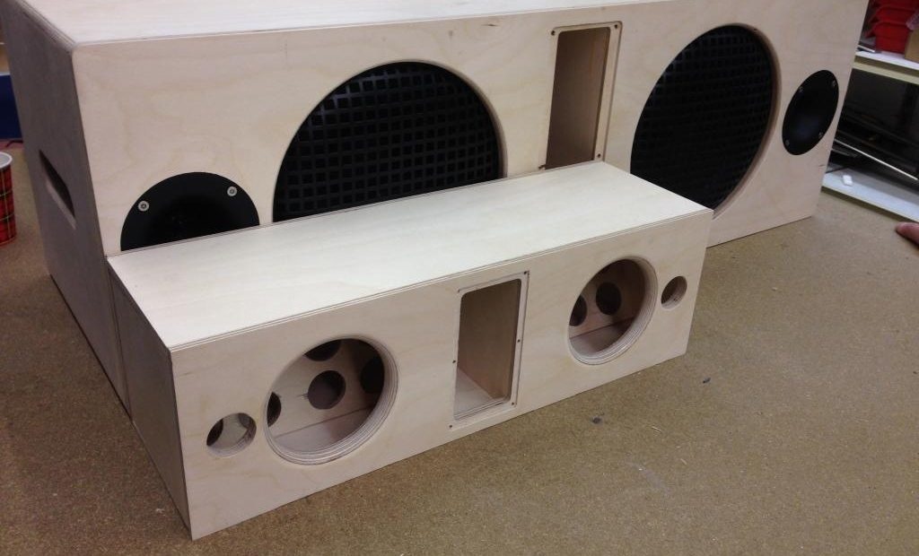 How to build a subwoofer
